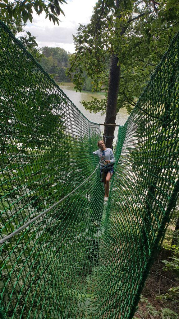 Parc De Fierbois : Parc Aventure (7)