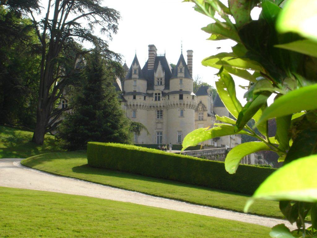 Parc De Fierbois : Chateau Dusse
