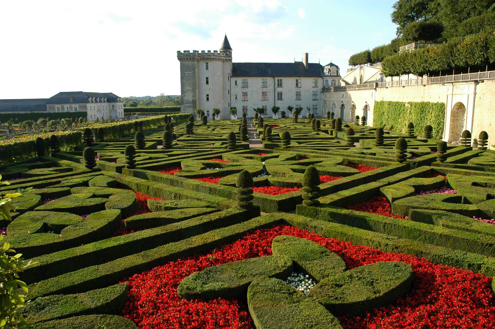Parc de Fierbois: Villandry and Gardens