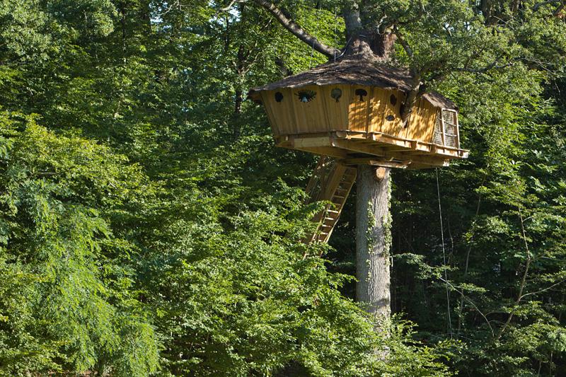 Parc De Fierbois : Camping Parc De Fierbois