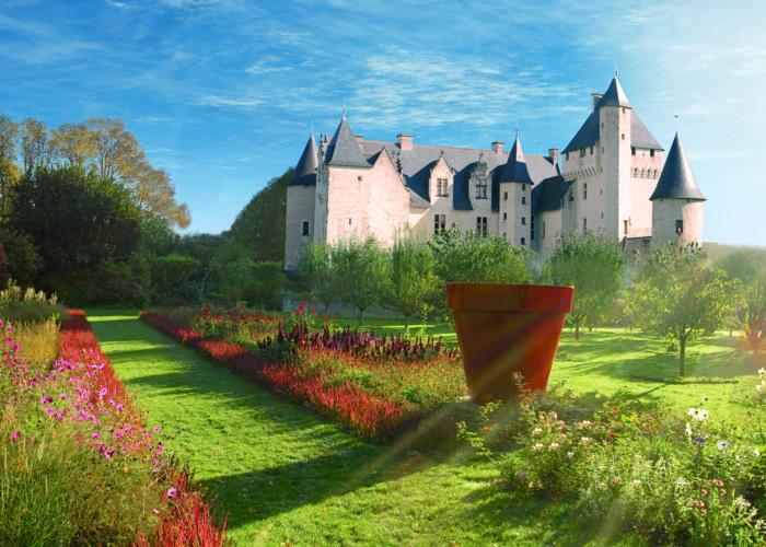 Parc De Fierbois : Parcs Et Jardins 1 700x500