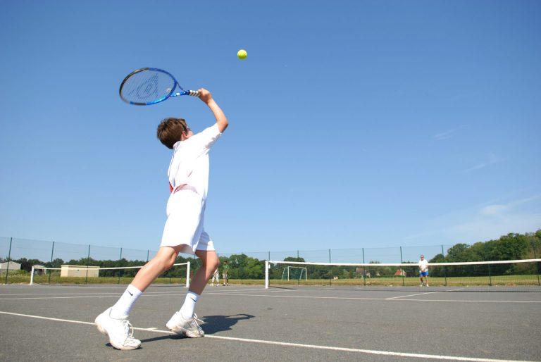 Parc De Fierbois : Tennis Et Skate Parc (3)