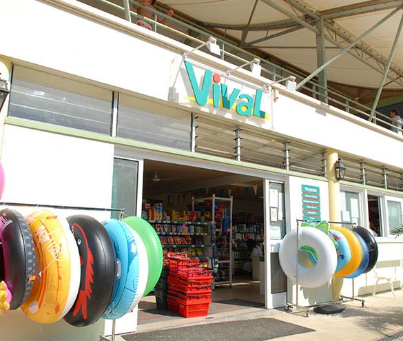 Parc De Fierbois : Vival