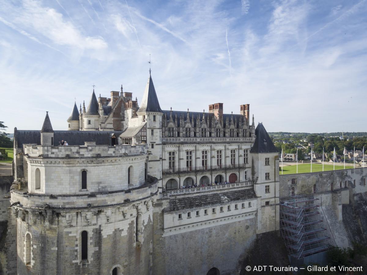 Parc De Fierbois : 2 Chateau Royal Damboise Gillard Et Vincent 2026 07 06 Medium