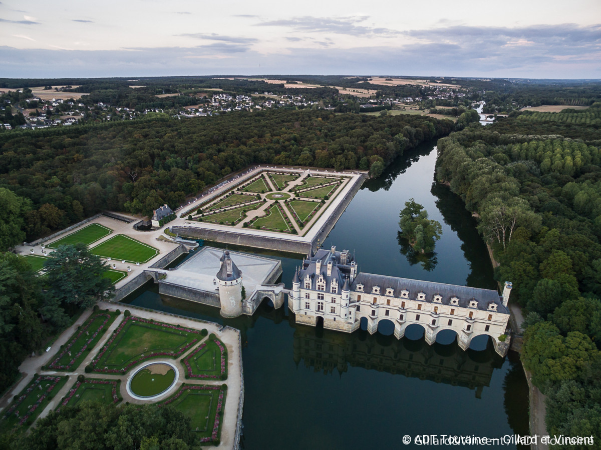 Parc De Fierbois : 7 Chateau De Chenonceau Gillard Et Vincent 2026 12 31 Medium