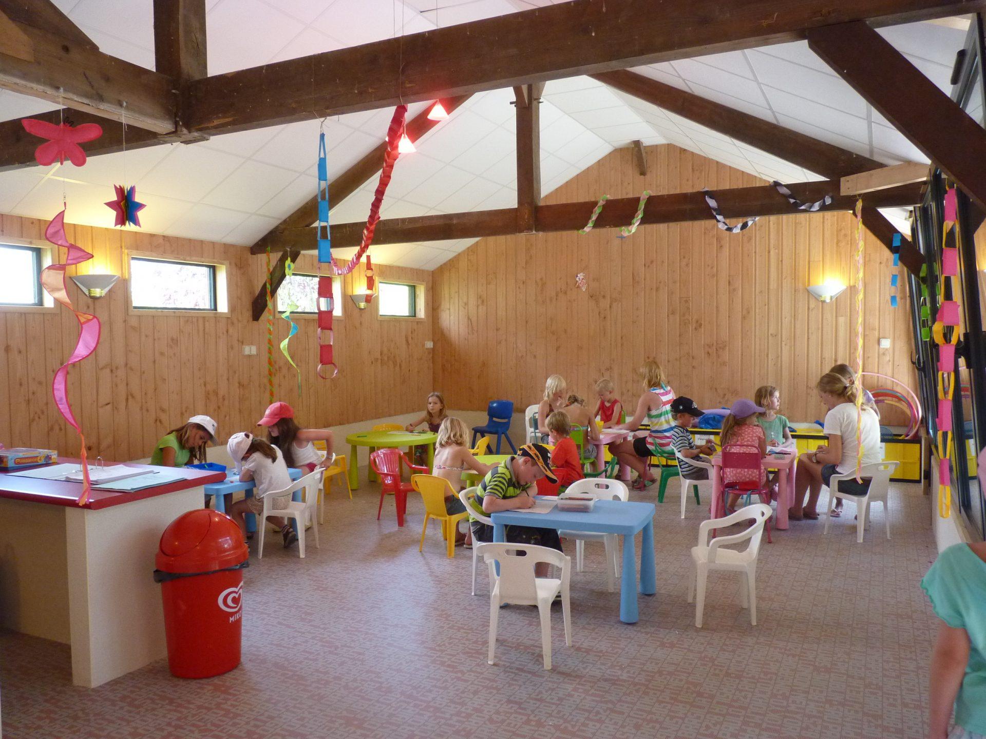 Parc De Fierbois : 8 Fierbois Club Enfant 1