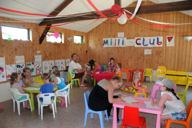 Parc De Fierbois : 8 Fierbois Club Enfant 2
