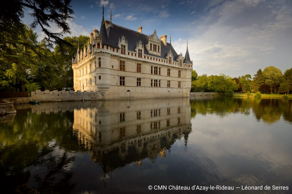 Parc De Fierbois : 8 Chateau Dazay Le Rideau Leonard De Serres 2024 12 31 Medium