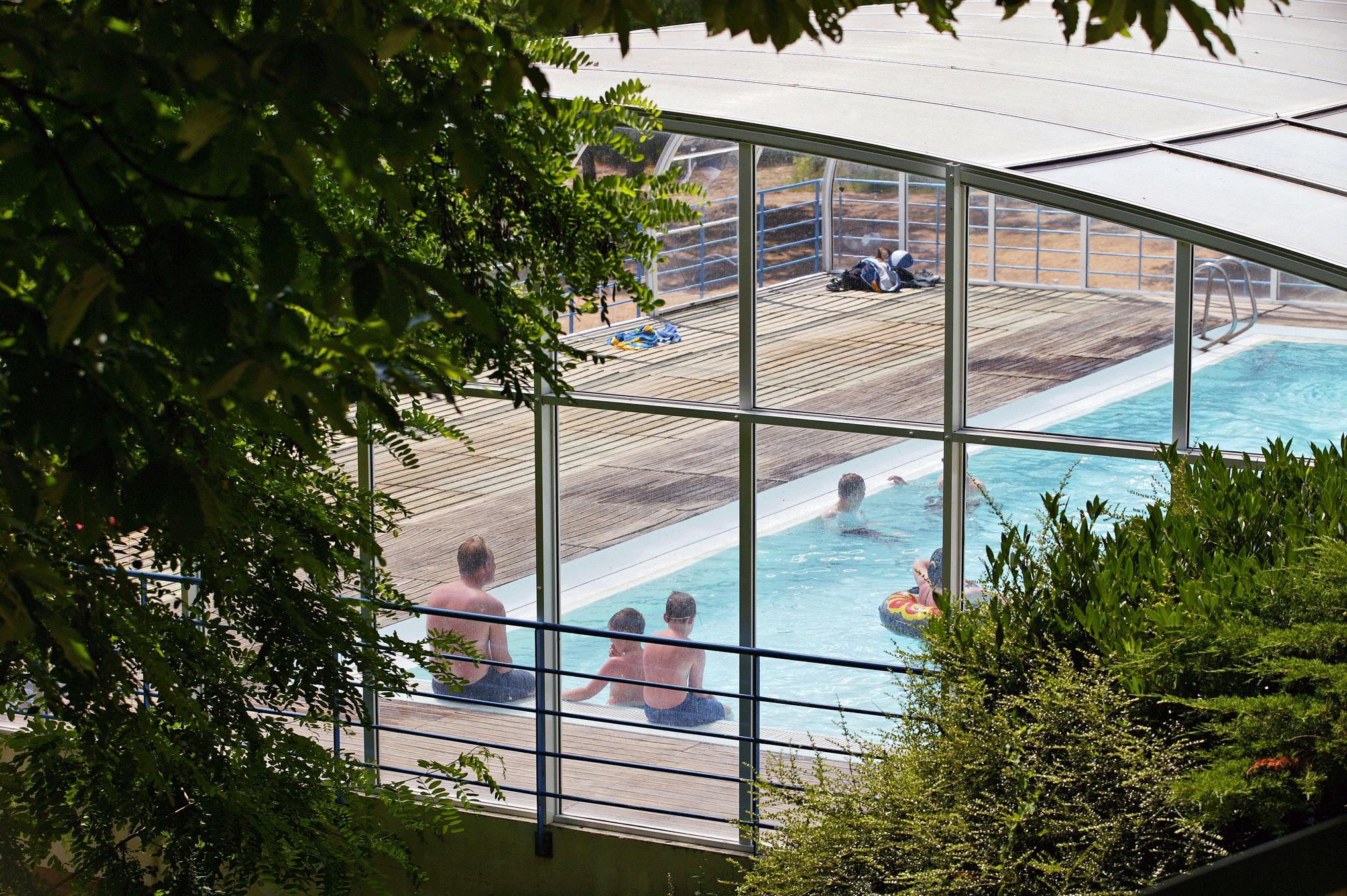 Parc De Fierbois : 9 Fierbois Piscine (2)