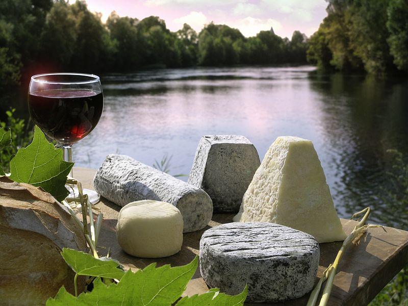 Parc de Fierbois: Cheese aoc Cl P7123776