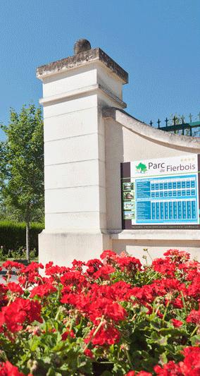 Parc De Fierbois : Accueil Cropped