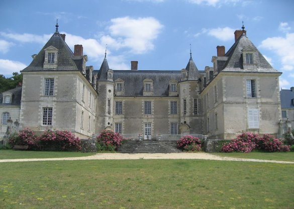 Parc De Fierbois : Chateau De Gizeux