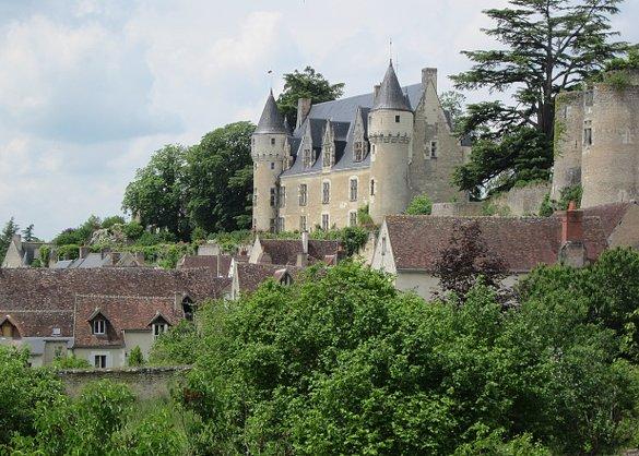 Parc De Fierbois : Chateau De Montresor