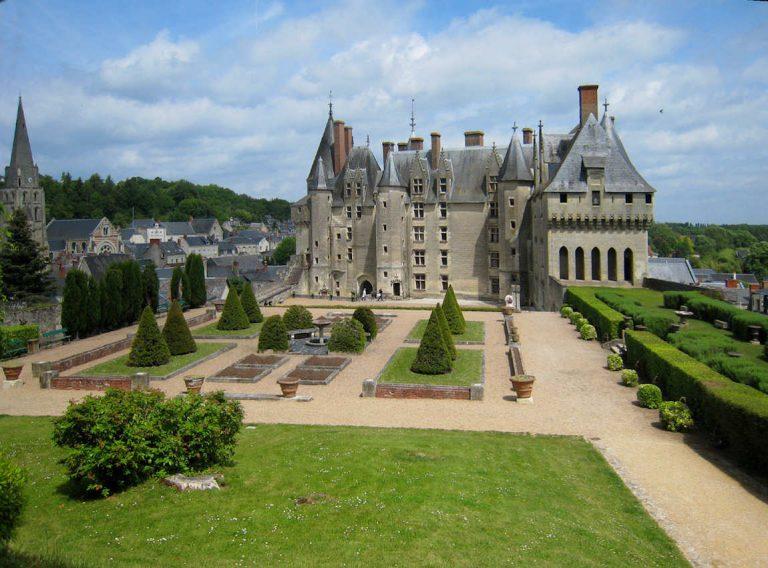 Parc De Fierbois : Chateau De Langeais