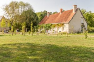Location de gîte 4 personnes en Indre et Loire