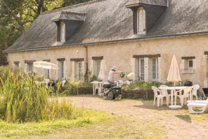 Location de gîtes dans le centre en Indre et Loire