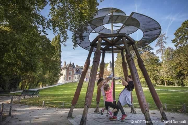 Parc De Fierbois : 3 Chateau Du Clos Luce Parc Leonardo Da Vinci David Darrault 2027 08 01 Medium