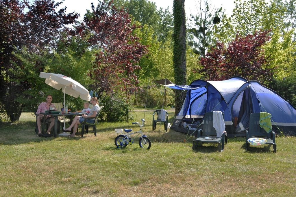 Parc De Fierbois Emplacements De Camping en Indre et Loire